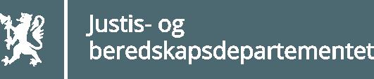 Logo Justis- og beredskapsdepartementet